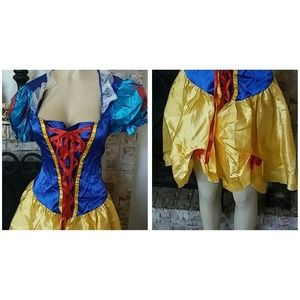 Leg Avenue Other - Leg Avenue Fairy Tale Snow White Adult Costume